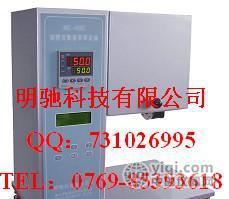 MC-400C熔体流动速率试验机