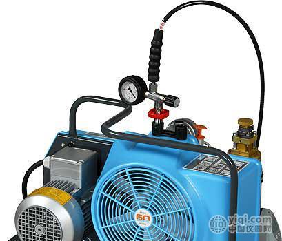 德国宝亚充气机 宝华BAUER型充气填充泵