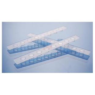 V2118-C 荧光定量PCR八联管光学平盖