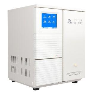 離子色譜法測定硫酸鹽類早強劑中的氯離子和硫代硫酸根離子