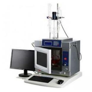 祥鹄科技  电脑微波固液相合成萃取工作站XH-200A/微波合成
