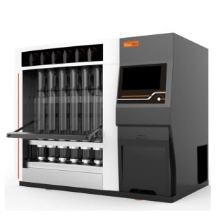 F800 纤维测定仪测定麦麸中的纤维素、半纤维素及木质素含量