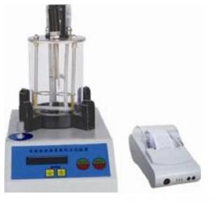 ST104 自动药膏软化点仪操作过程