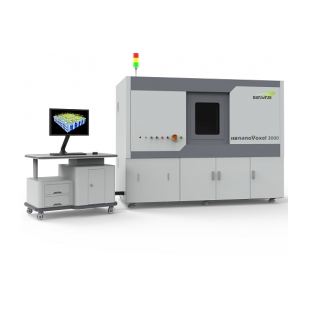 显微CT扫描在分析木栓病梨果实中的应用