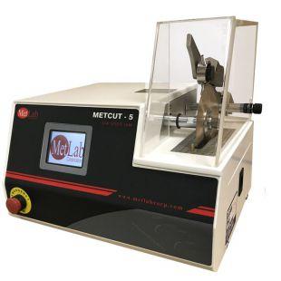 美国MetLab低速精密金相切割机METCUT-5