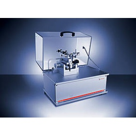 采用Anton-Paar纳米摩擦仪表征隐形眼镜中水凝胶材料的表面性能