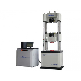上海百若WAW-1000微机控制电�I液伺服万能试验机